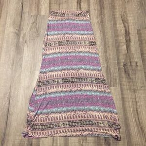 😎 Charlotte Russe strapless dress. Size XL.